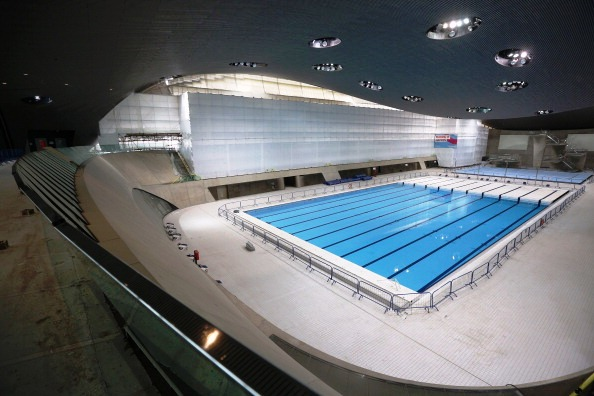 The London Aquatics Centre will become the new High Performance Centre for British diving © Getty Images