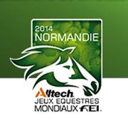 Tickets for the 2014 World Equestrian Games have gone on general sale ©FEI
