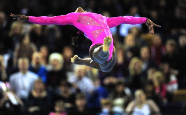 Will Elizabeth Price be flying high again in Stuttgart? © Getty Images