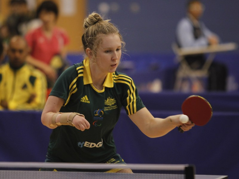 World number two Melissa Trapper will be one of the hopefuls looking to book their place in the 2014 World Championships in Beijing