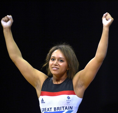 Zoe Smith looks set to be one of Team England's best weightlifting medal hopes at Glasgow 2014
