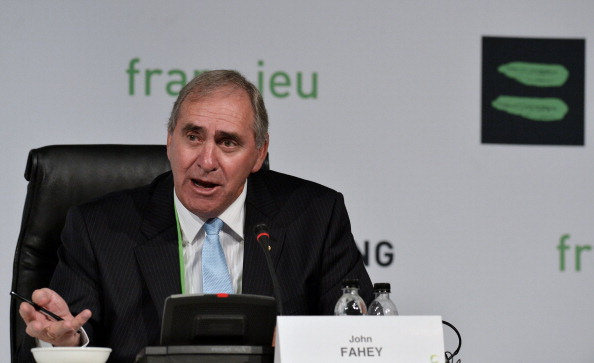 WADA President John Fahey warned today at the World Conference on Doping in Sport that Brazil is unlikely to have an anti-doping laboratory ready in time for next year's World Cup