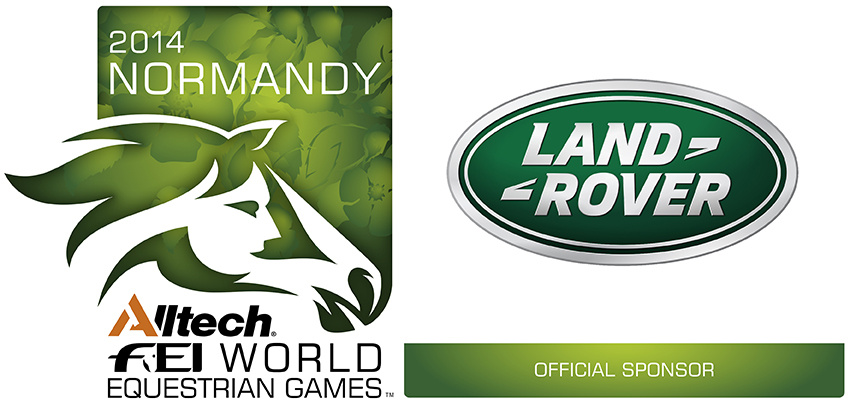 Land Rover's sponsorship of the 2014 World Equestrian Games extends the company's strong association with the sport
