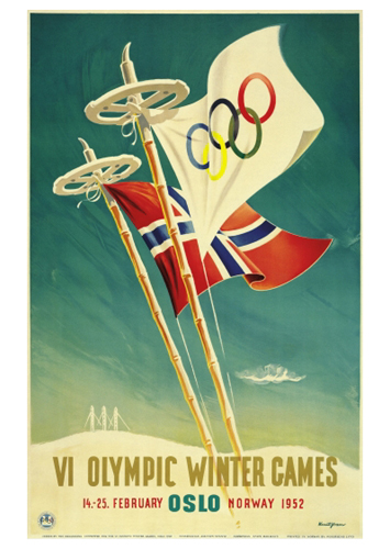 Oslo last hosted the Winter Olympics in 1952