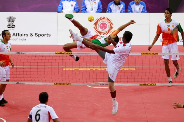 Olympic campaign to be launched by sepaktakraw
