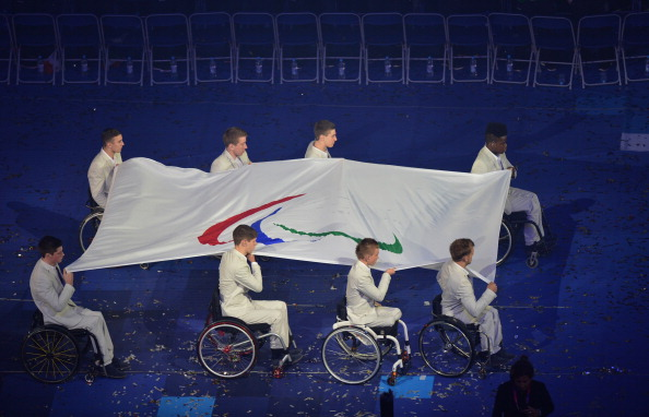 Channel 4's showing of the London 2012 Paralympic Games reached a record audience in the UK, with coverage reaching 69 per cent of the population ©Getty Images