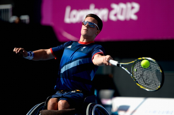 Four Britons will travel to Melbourne next month to compete in the 2014 Australian Open Wheelchair Tennis Championships ©Getty Images