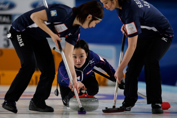Japan's women's curling team have secured a place at the 2014 Sochi Winter Games