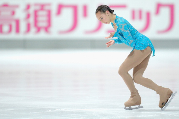 It was Brooklyn Han's fifth place finish at the Nebelhorn Cup in Germany that secured a spot for Australia in the women's figure skating event in Sochi ©Getty Images