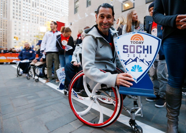 US Curling has announced the team that will travel to Sochi for the wheelchair event at the Paralympics ©Getty Images