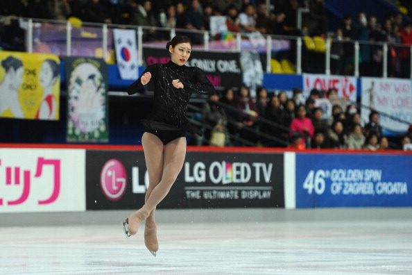 Tickets for the Korean National Figure Skating Championships  sold out within 15 minutes of going on sale ©Getty Images