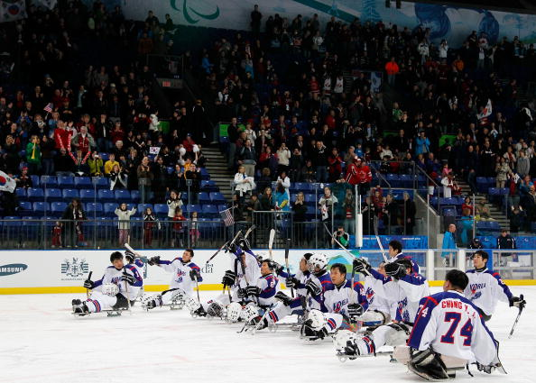 South Korea slumped to another defeat ad two late goals secured the bronze medal for Russia ©Getty Images