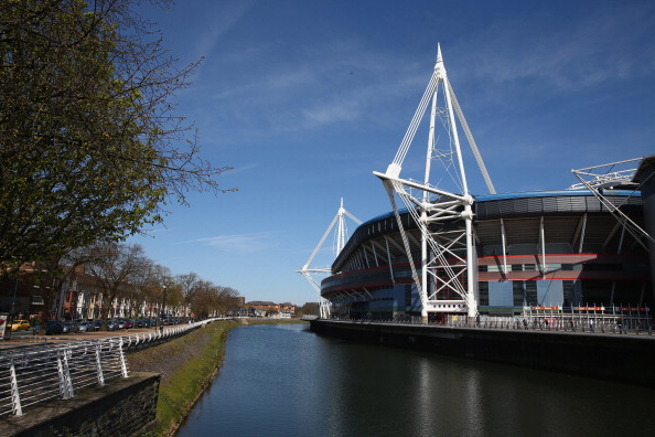A new report says Cardiff's Millennium Stadium generates more than £130 million a year for the Welsh economy ©Getty Images for IRB