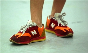 American firm New Balance will supply apparel and footwear to Team Ireland at Sochi 2014 and Rio 2016 © Getty Images
