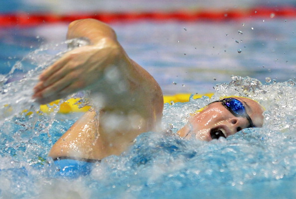2013 World Champion Cate Campbell will be among those taking advantage of the Podium Centres ©Getty Images