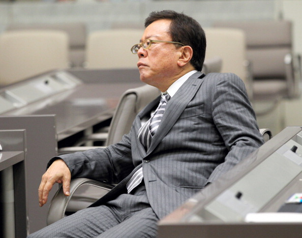 Calls have grown for Inose to resign as more details of the scandal has emerged ©Asahi Shimbun/Getty Images