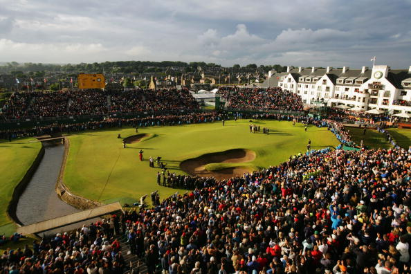 Carnoustie is best known for its Golf Course - which hosted the Open Championships in 2007 ©Getty Images