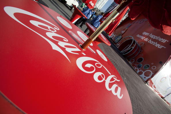 Coca Cola has partnered previous events in Canada including the Vancouver 2010 Winter Olympic and Paralympic Games ©Getty Images