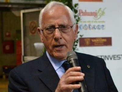 Dr Matteo Pellicone President of FIJLKAM has died at the age of 78