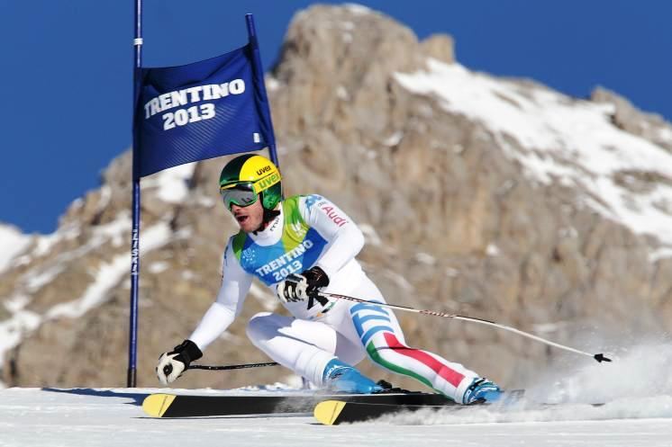 Eurosport claims that TV audience figures have tripled at Trentino 2013 compared to Ezurum 2011 ©Federico Modica/Trentino 2013 Universiade