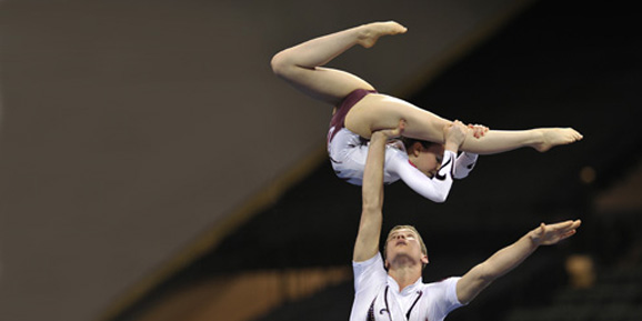 France has been awarded the 2014 Acrobatic Gymnastics World Championships and the World Age Group Competitions ©FIG