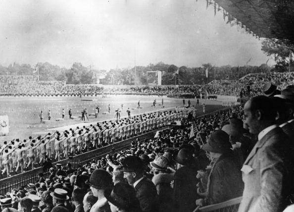 France last hosted the Summer Olympics in 1924, meaning that 2024 will mark the centenary of those Games ©Getty Images