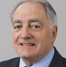 Georges Guelzec has been re-elected as President of the European Union of Gymnastics ©FIG