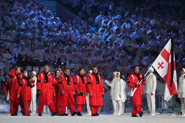 Georgia earned the sympathy of the world at Vancouver 2010 following the death of luger Nodar Kumaritashvili on the morning of the Opening Ceremony ©Getty Images