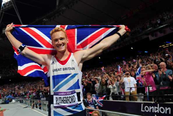 Greg Rutherford is aiming to repeat the heights of his London 2012 gold medal in 2014 ©Getty Images