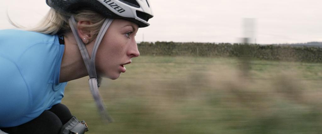 Harper Macleod has released a short film revealing wheelchair racer Samantha Kinghorn's life behind the scenes ©Harper Macleod LLP