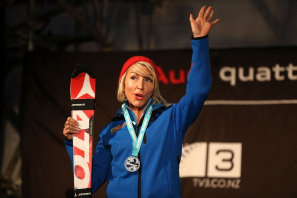 Heather Mills has been threatened with a fine by the IPC following her supposed outburst ©Getty Images