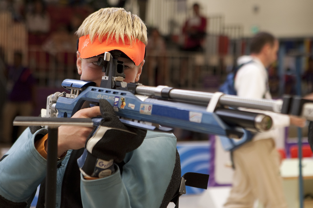 ISSF President Vázquez Raña believes that building a stronger junior shooting programme will help build a stronger ISSF for all ©ISSF