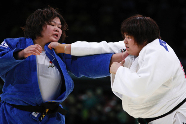 Japan's hopes of completing a clean sweep at the Tokyo Grand Slam came to an end on the final day of the competition ©IJF