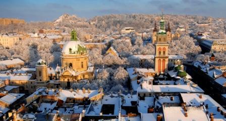 "Lviv has been described as a ""hidden gem of Europe"" by Oleksandr Vilkul ©Lviv 2022"