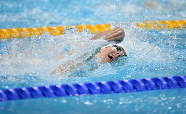 Mitchell Kilduff features on the five-strong Australian team heading to the Can-Am Para Swimming Championships as part of the Go Glasgow programme ©Getty Images