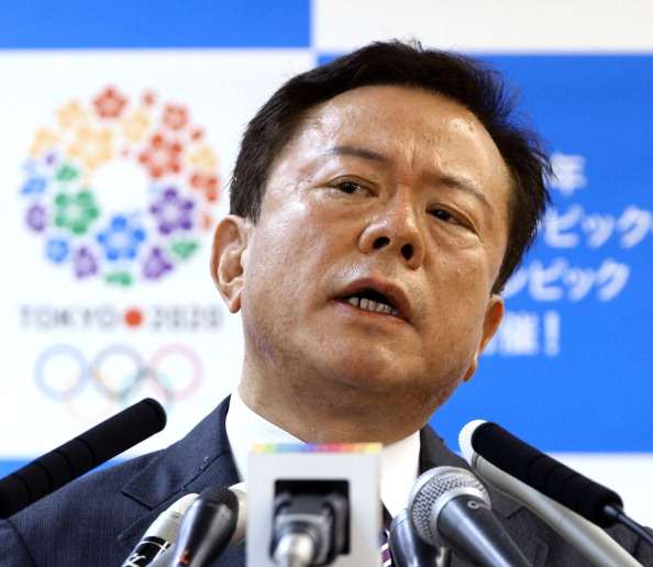 Tokyo Governor Naoki Inose has offered to work for a year with no pay as punishment for his involvement in a corruption scandal ©The Asahi Shimbun via Getty Images