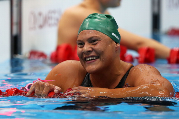 Natalie Du Toit won 13 Paralympic gold medals before announcing her retirement after London 2012 ©Getty Images
