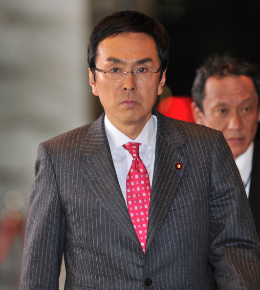 Nobuteru Ishihara, son of former mayor Shintiro, is another potential candidate ©Getty Images