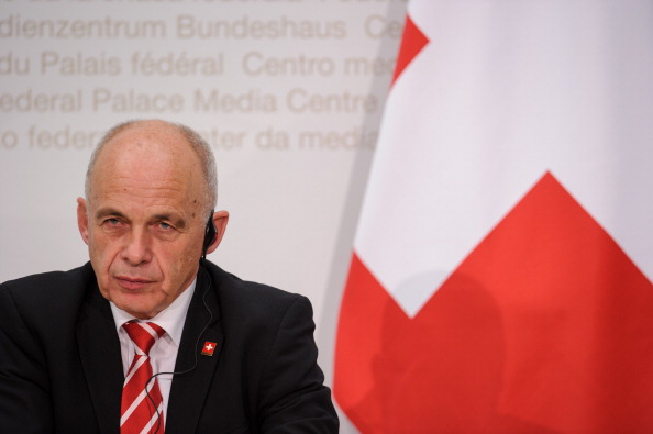 President of the Swiss Confederation Ueli Maurer will attend the Games in Sochi, he has announced ©AFP/Getty Images