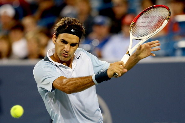 Roger Federer is hoping for better fortunes in 2014 his most disappointing year for a decade ©Getty Images