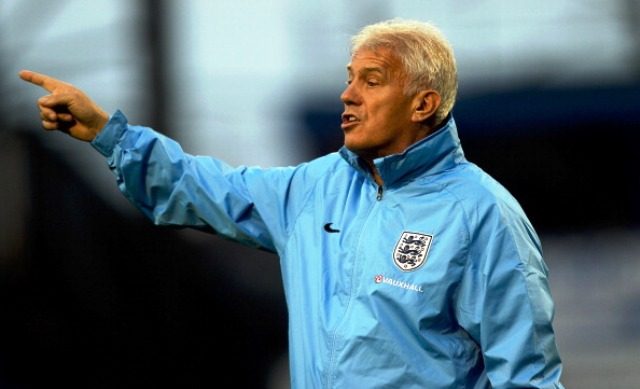 Sampson takes over from Brent Hills who was in caretaker charge and guided England to four wins from four following Hope Powell's sacking in August ©Getty Images