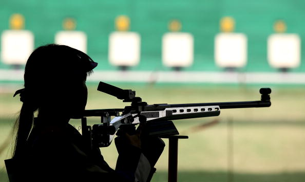 Shooting is one of 17 sports on the programme for Glasgow 2014 after also featuring at Delhi 2010 ©Getty Images
