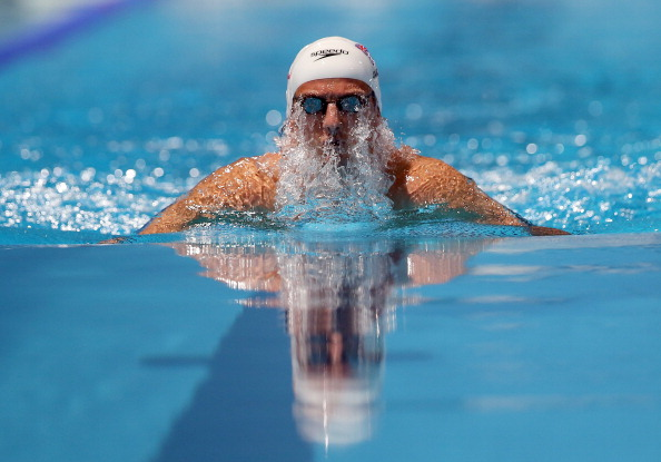 Speedo sponsored home athlete Michael Jamieson will compete as part of the European Allstars team at the 2013 Duel in the Pool in Glasgow ©Getty Images