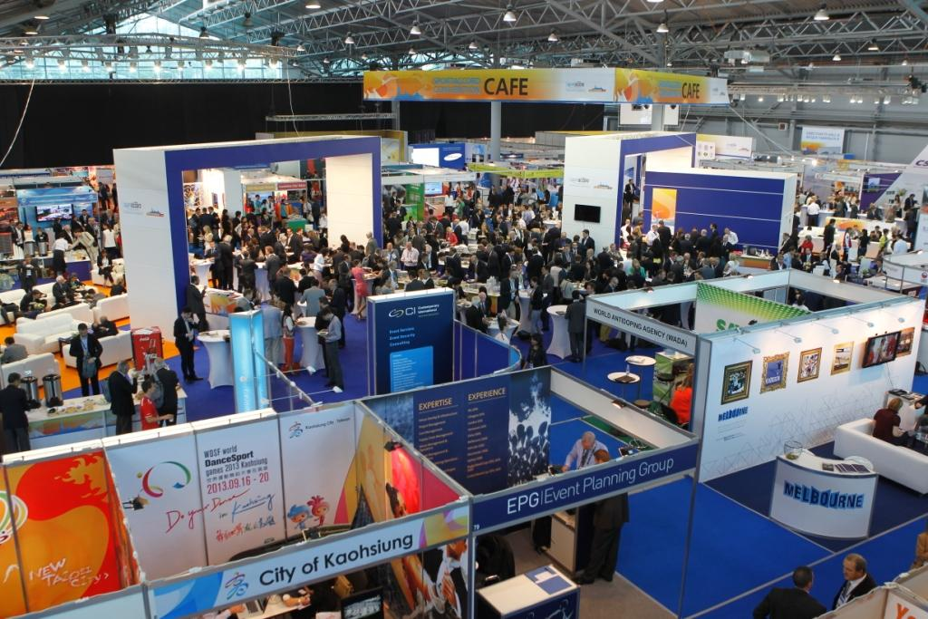 SportAccord Convention 2013 exhibitors