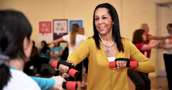 British Sports Minister, Olympic Champion Get Behind Drive To Increase Female Sports Participation