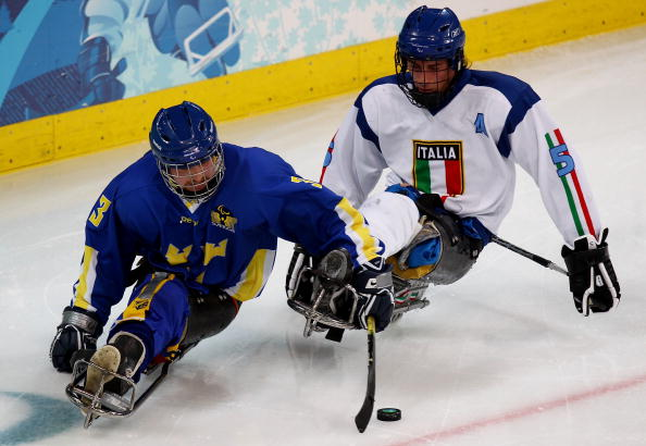 Sweden will aim to improve upon their performances at the Vancouver 2010 Games following their qualification for Sochi ©Bongarts/Getty Images
