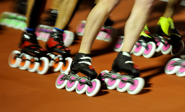 Roller Games 2017 will see the first coming together of all the roller skating disciplines ©AFP/Getty Images