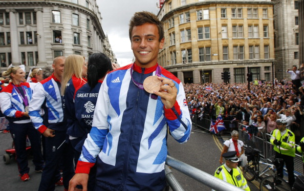 British diver Tom Daley is aiming to compete at Glasgow 2014...following his recent announcement that he is in a same sex relationships ©Getty Images
