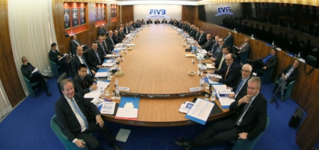 The FIVB World League Council announced that the 2014 Volleyball World League will expand from 18 teams to 28 ©FIVB