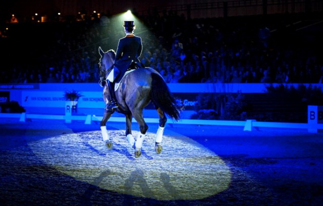 The Indoor Brabant arena in s-Hertogenbosch has hosted both the jumping and dressage World Cup finals in 2012 and has bid for the jumping final in 2017 ©Getty Images